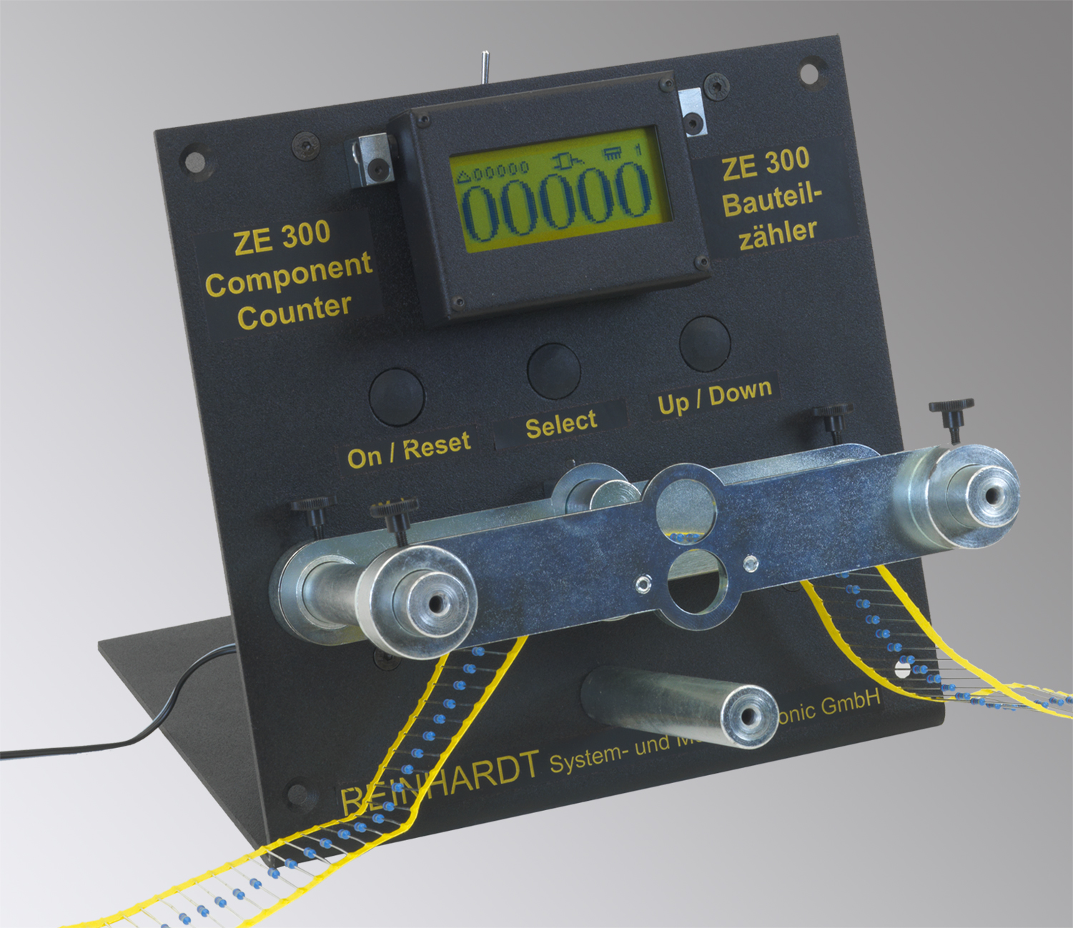 Compact Fast And Precise In Circuit Function Test System Free Shipping Integrated Tester Transistor Ic Testin New Electronic Component Counter Ze 300 Uses Laser Technology